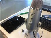 BLUE MICROPHONES Microphone USB MICROPHONE